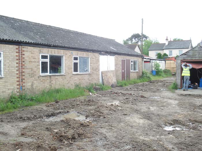 Site Clearance by Essex Farm Services